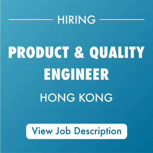 Product & Quality Engineer